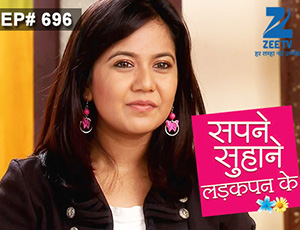 Sapne Suhane Ladakpan Ke - Episode 696 - January 8, 2015