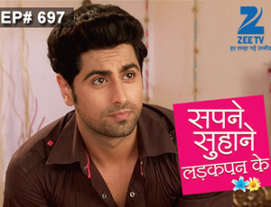 Sapne Suhane Ladakpan Ke - Episode 697 - January 9, 2015