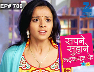 Sapne Suhane Ladakpan Ke - Episode 700 - January 14, 2015