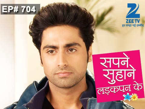 Sapne Suhane Ladakpan Ke Ep 704 20th January 2015