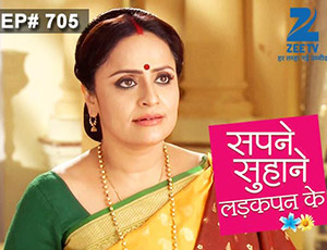 Sapne Suhane Ladakpan Ke - Episode 705 - January 21, 2015