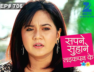 Sapne Suhane Ladakpan Ke - Episode 706 - January 22, 2015