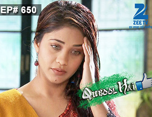 Qubool Hai - Episode 650 - Full Episode