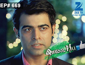 Qubool Hai - Episode 669 - Full Episode