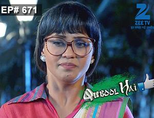 Qubool Hai - Episode 671 - Full Episode
