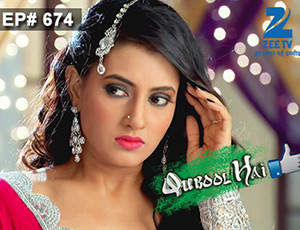 Qubool Hai - Episode 674 - Full Episode