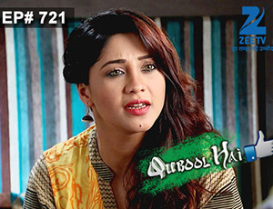 Qubool Hai - Episode 721 - Full Episode