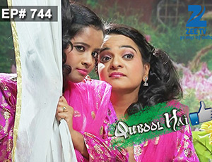 Qubool Hai - Episode 744 - Full Episode