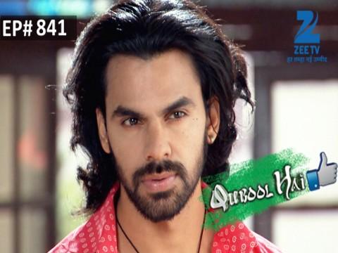 Qubool Hai - Episode 841 - January 06, 2016 - Full Episode