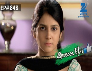 Qubool Hai - Episode 848 - January 14, 2016 - Full Episode