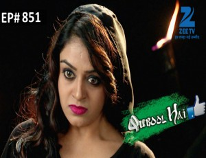 Qubool Hai - Episode 851 - January 18, 2016 - Full Episode