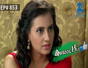 Qubool Hai Ep 853 20th January 2016