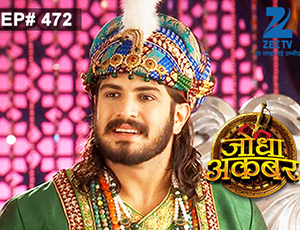 Jodha Akbar - Episode 472 - March 30, 2015 - Full Episode