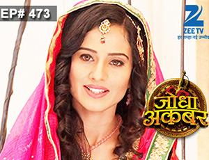 Jodha Akbar - Episode 473 - March 31, 2015 - Full Episode