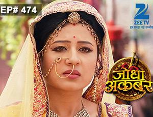 Jodha Akbar - Episode 474 - April 1, 2015 - Full Episode