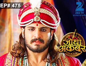 Jodha Akbar - Episode 475 - April 2, 2015 - Full Episode