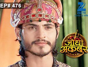 Jodha Akbar - Episode 476 - April 3, 2015 - Full Episode