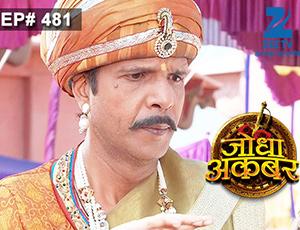 Jodha Akbar - Episode 481 - April 10, 2015 - Full Episode