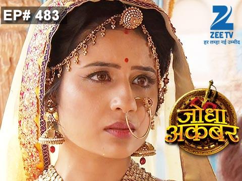 Jodha Akbar - Episode 483 - April 14, 2015 - Full Episode