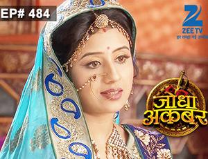 Jodha Akbar - Episode 484 - April 15, 2015 - Full Episode