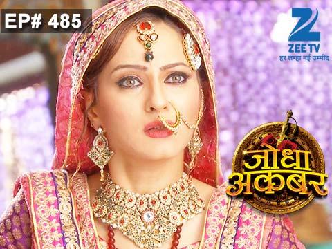 Jodha Akbar - Episode 485 - April 16, 2015 - Full Episode
