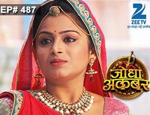 Jodha Akbar - Episode 487 - April 20, 2015 - Full Episode