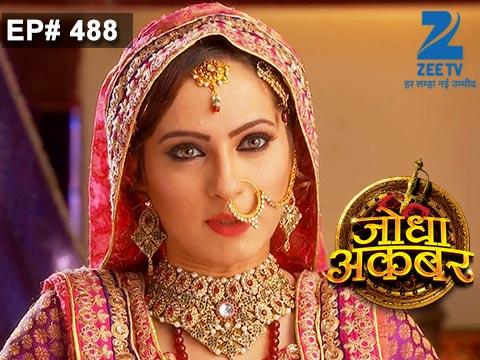 Jodha Akbar - Episode 488 - April 21, 2015 - Full Episode