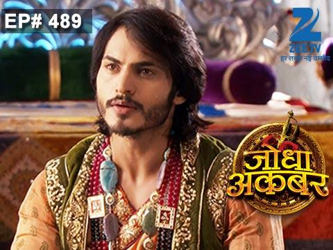 Jodha Akbar - Episode 489 - April 22, 2015 - Full Episode