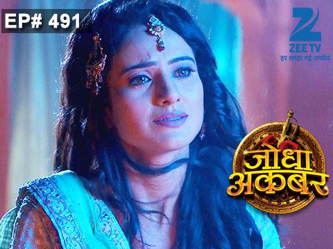 Jodha Akbar - Episode 491 - April 24, 2015 - Full Episode