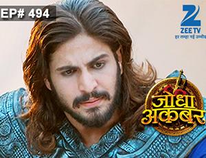 Jodha Akbar - Episode 494 - April 29, 2015 - Full Episode