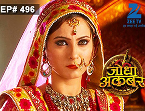 Jodha Akbar - Episode 496 - May 1, 2015 - Full Episode