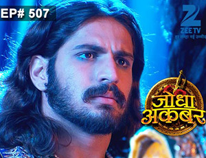 Jodha Akbar - Episode 507 - May 18, 2015 - Full Episode