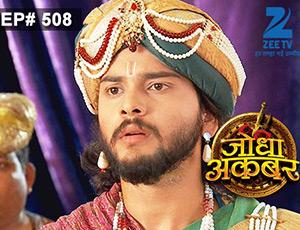 Jodha Akbar - Episode 508 - May 19, 2015 - Full Episode