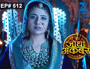 Jodha Akbar - Episode 512 - May 25, 2015 - Full Episode
