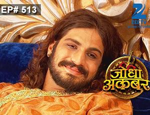 Jodha Akbar - Episode 513 - May 26, 2015 - Full Episode