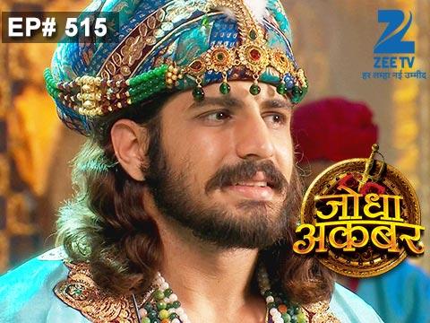 Jodha Akbar - Episode 515 - May 28, 2015 - Full Episode
