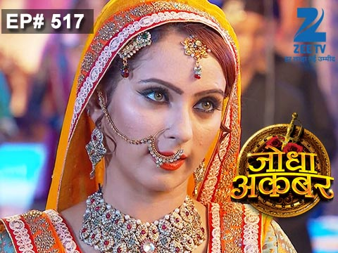 Jodha Akbar - Episode 517 - June 1, 2015 - Full Episode