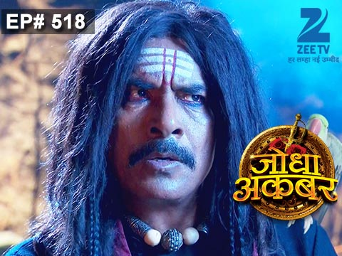 Jodha Akbar - Episode 518 - June 2, 2015 - Full Episode