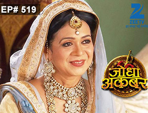 Jodha Akbar - Episode 519 - June 3, 2015 - Full Episode