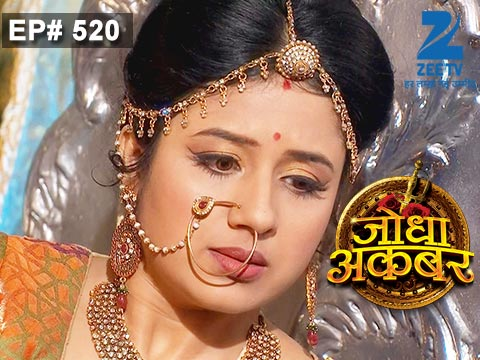 Jodha Akbar - Episode 520 - June 4, 2015 - Full Episode