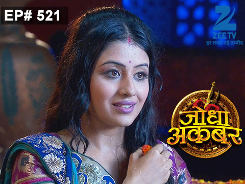Jodha Akbar - Episode 521 - June 5, 2015 - Full Episode