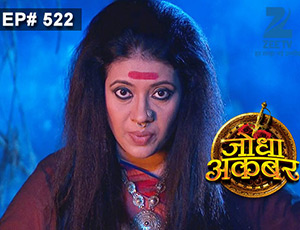Jodha Akbar - Episode 522 - June 8, 2015 - Full Episode