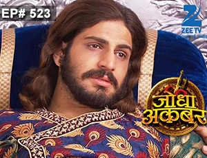 Jodha Akbar - Episode 523 - June 9, 2015 - Full Episode