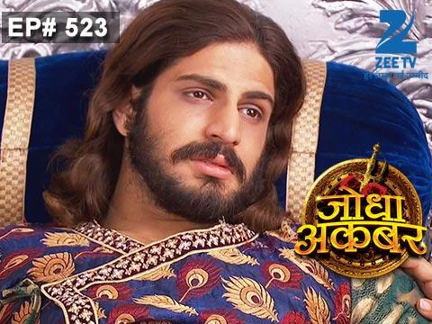 Jodha Akbar - Episode 523 - June 9, 2015 - Full Episode