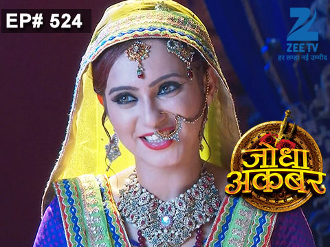 Jodha Akbar - Episode 524 - June 10, 2015 - Full Episode