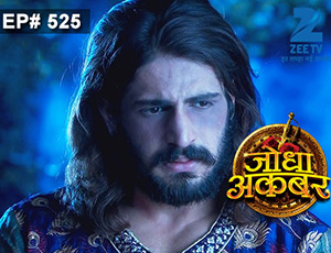 Jodha Akbar - Episode 525 - June 11, 2015 - Full Episode