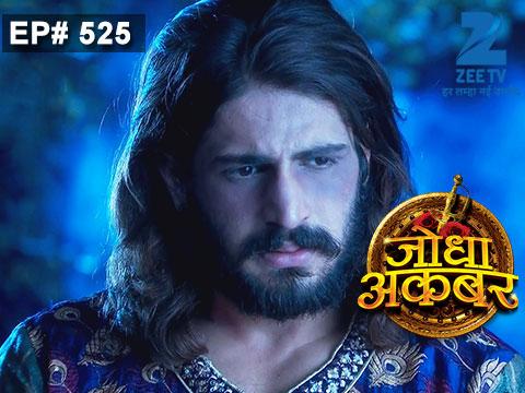 Jodha Akbar - Episode 525 - June 11, 2015 - Full Episode