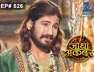 Jodha Akbar - Episode 526 - June 12, 2015 - Full Episode