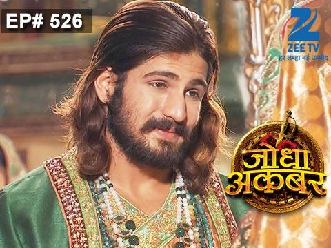 Jodha Akbar - Episode 526 - June 12, 2015 - Full Episode