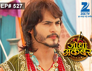 Jodha Akbar - Episode 527 - June 15, 2015 - Full Episode